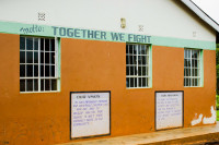 """Together We Fight""...Safety Brought to Busia Centre"